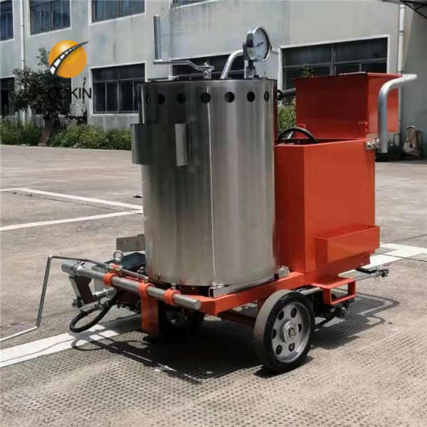 Customized Airless Spraying Road Marking Line Machine