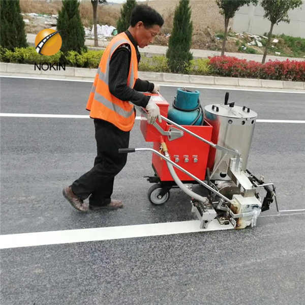 China Thermoplastic Road Marking Machine, China