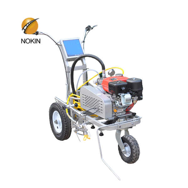 Hand Push Line Paint Machine For Municipal Projects