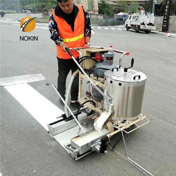 China Driving Type Thermoplastic Screeding Road Marking
