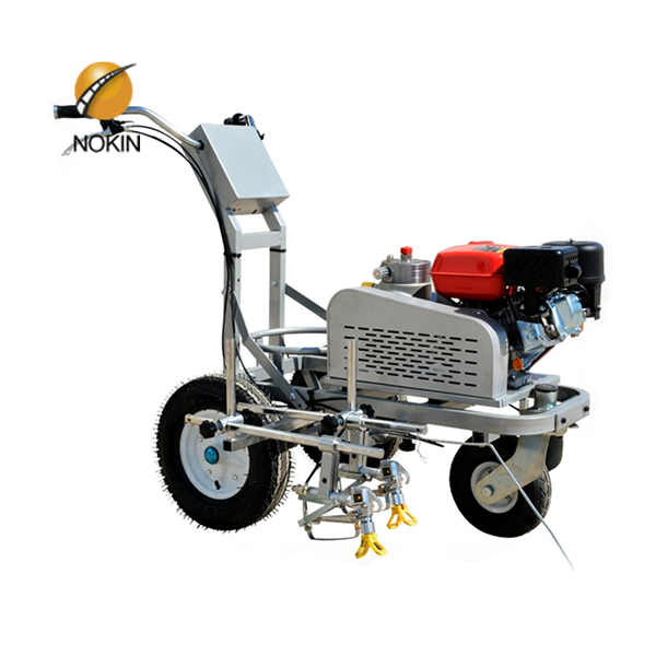 Hand Push Painting Pavement Machines For Field Rate