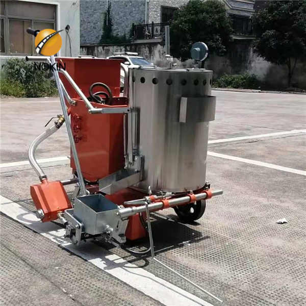 Portable Cold Spraying Road Line Marking Machine