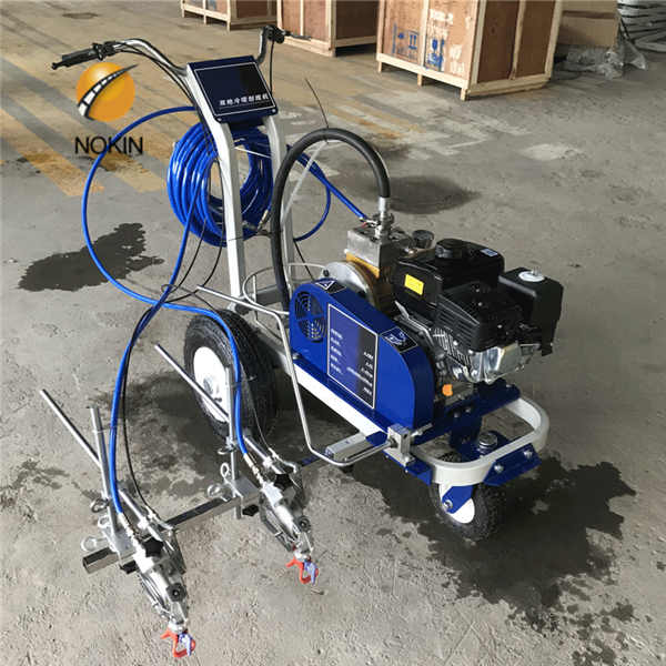 Automatic Road Marking Machine For Concrete Price