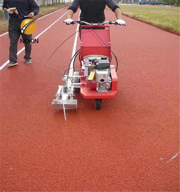 Driving Type Road Line Marking Manchine For Field On Discount