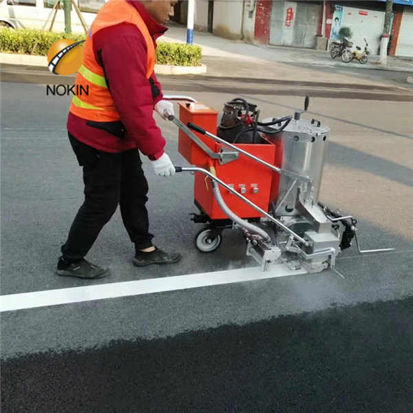 Factory Direct Hot Melt Painting Pavement Machines Hot Sale