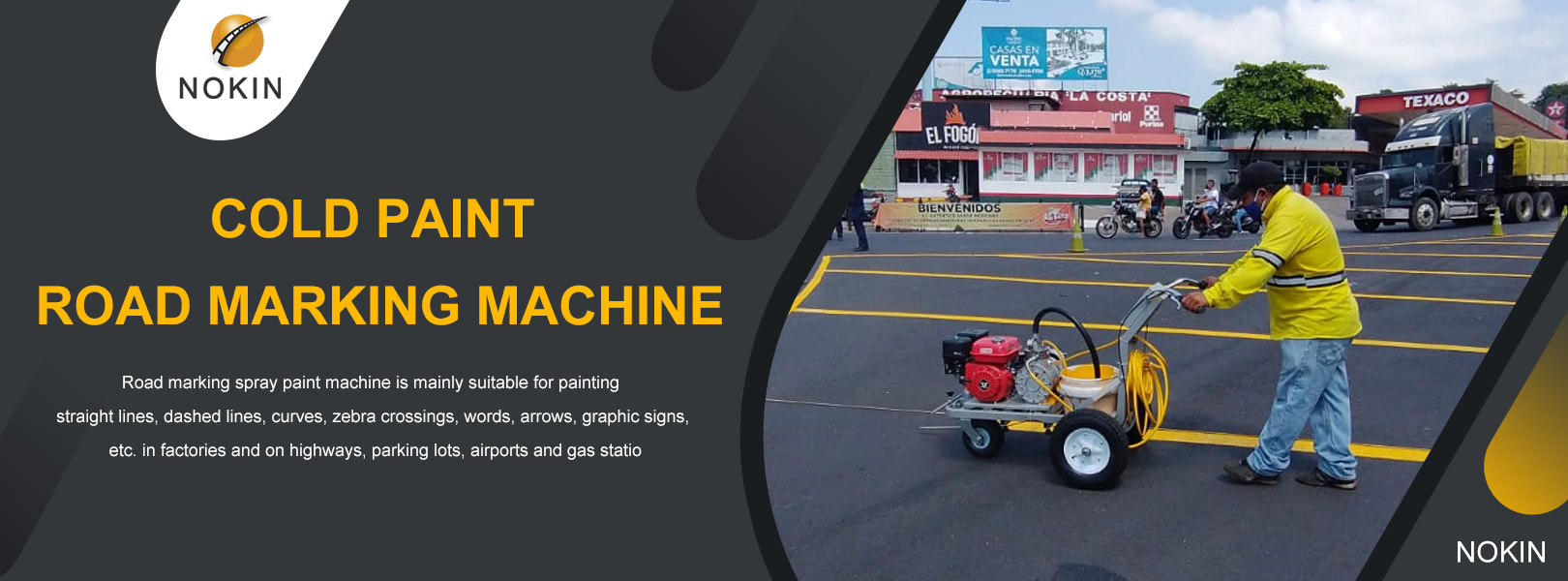 road marking machine supplier
